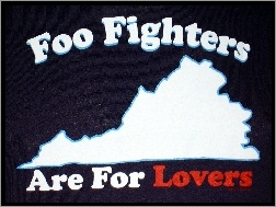 Foo Fighters, Are For Lovers
